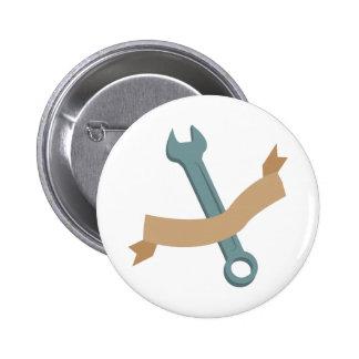 Hand Wrench 2 Inch Round Button