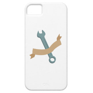 Hand Wrench iPhone 5 Cover