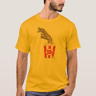 Hand Zombie Popcorn Cinema T-Shirt