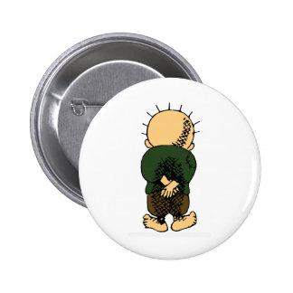 Handalla Pinback Button