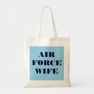 Handbag Air Force Wife Tote Bag
