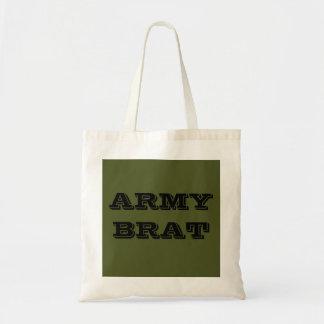 Handbag Army Brat Tote Bag