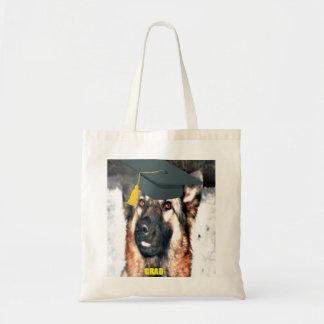 Handbag German Shepherd Grad Tote Bag