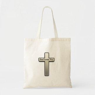Handbag God Loves You
