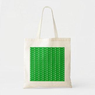 Handbag Green Glitter