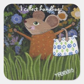 Handbag Lover Sticker