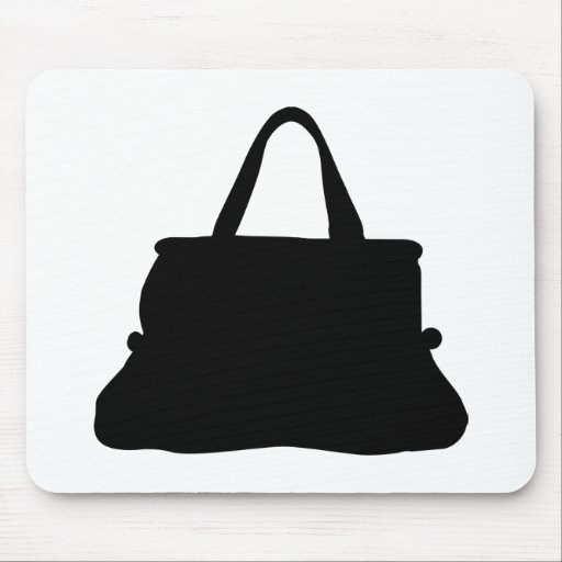 Handbag Mouse Pad