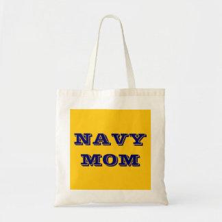 Handbag Navy Mom