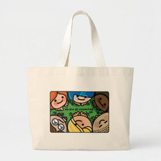 handbag of hope. tote bag
