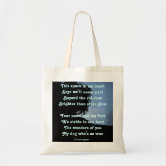 Handbag Poem Ode To Dogs By Ladee Basset
