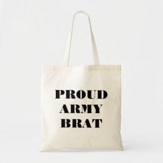 Handbag Proud Army Brat Tote Bag