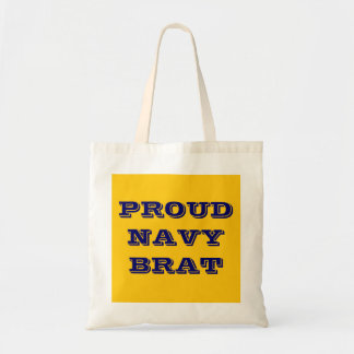 Handbag Proud Navy Brat