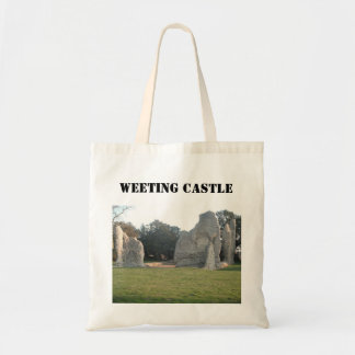 Handbag Weeting Castle Weeting Norfolk England