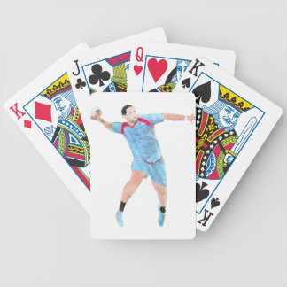 HANDBALL 001.jpg Bicycle Playing Cards