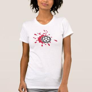 Handball blood tshirt