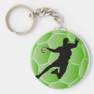 Handball Carry-Key Keychain