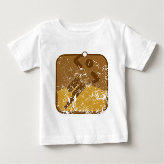 Handball_dd_used.png Baby T-Shirt
