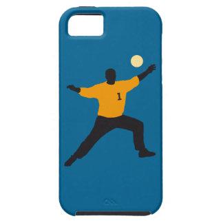 handball goal keeper iPhone 5 funda