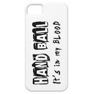 Handball It's in my blood iPhone SE/5/5s Case