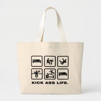 Handball Large Tote Bag