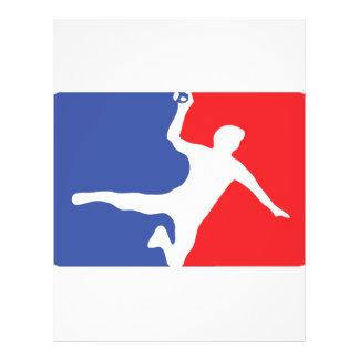 Handball Legend icon Flyer