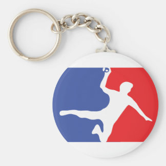 Handball Legend icon Keychain