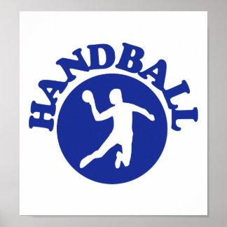 Handball Posters