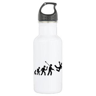 Handball Stainless Steel Water Bottle