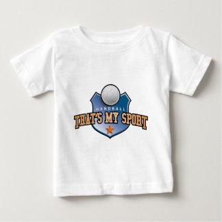 Handball - that's my sport baby T-Shirt