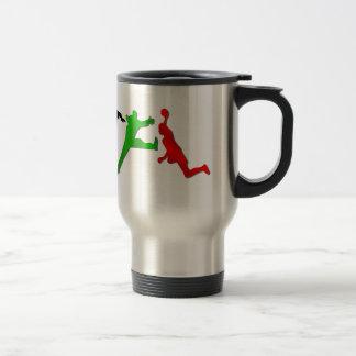 Handball travel mug - Give as a gift