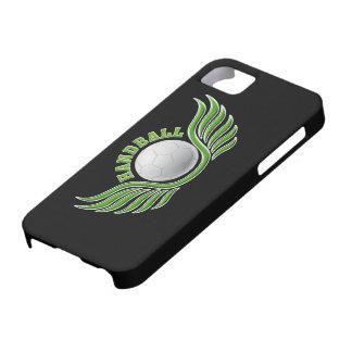 handball wings iPhone 5 fundas