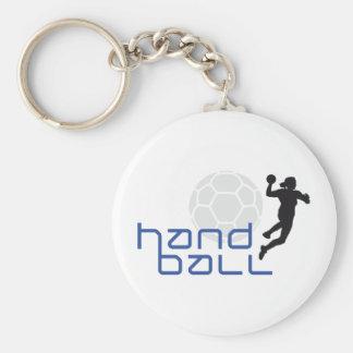 handball woman llavero personalizado
