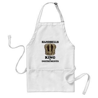 Handbell King of Instruments Apron