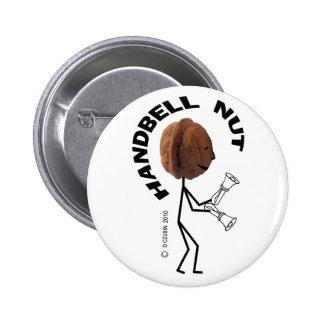Handbell Nut Button