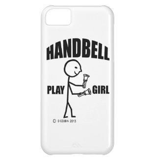 Handbell Play Girl iPhone 5C Cover