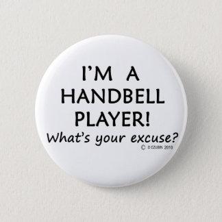Handbell Player Excuse Button