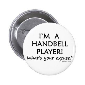 Handbell Player Excuse Buttons