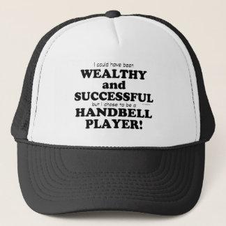 Handbell Wealthy & Successful Trucker Hat
