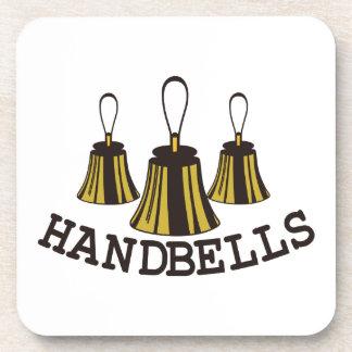 Handbells Beverage Coaster