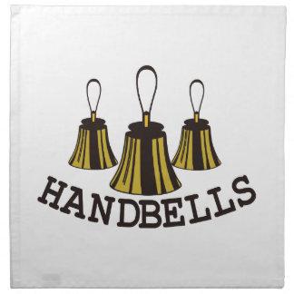 Handbells Napkin