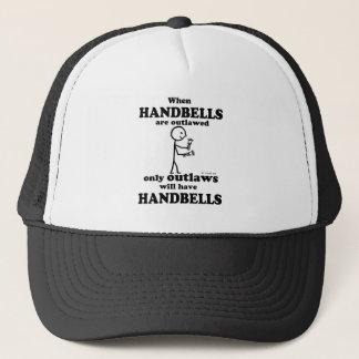 Handbells Outlawed Trucker Hat