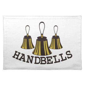 Handbells Placemat