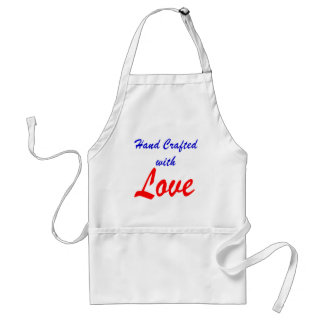 Handcrafted Adult Apron