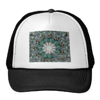 handcrafted stone arrangements trucker hat