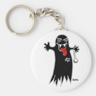 Handcuff, BuHa Basic Round Button Keychain