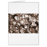 Handcuffs Greeting Cards