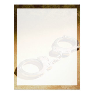 Handcuffs Letterhead