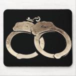 Handcuffs Mousepad