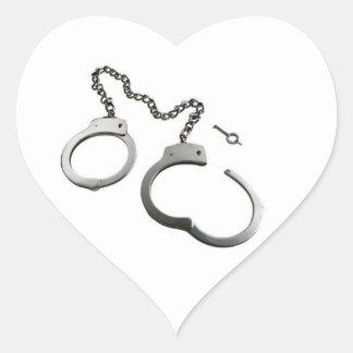 Handcuffs Stickers