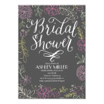 Handdrawn Botanicals | Bridal Shower Card